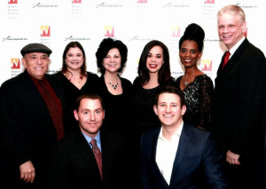 Joining Sanchez at the Parade of Stars Gala were her parents and PMUSA founders Marie and Alex Dinverno; Christi Farrow, Executive Director of Administration; Caleb Chandler, Director of Sourcing and Asset Management; Bruce Coleman, Accounting Manager; Norma Sydnor, Customer Excellence Manager; and Corbin Bahcall, Communications and Marketing Specialist.
